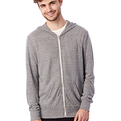 Men's Eco Long-Sleeve Zip Hoodie