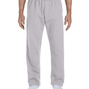 DryBlend® 9.3 oz., 50/50 Open-Bottom Sweatpants