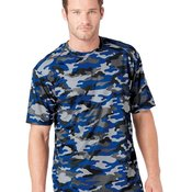 Camo Short Sleeve T-Shirt
